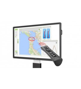 "Monitor interaktywny CTOUCH Laser Air+ (LED 84"" UHD TFT Multi-touch czarny)"