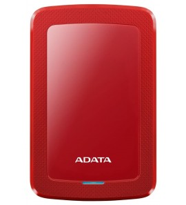 "ADATA DYSK HV300 1TB 2.5"" USB3.1 Red"